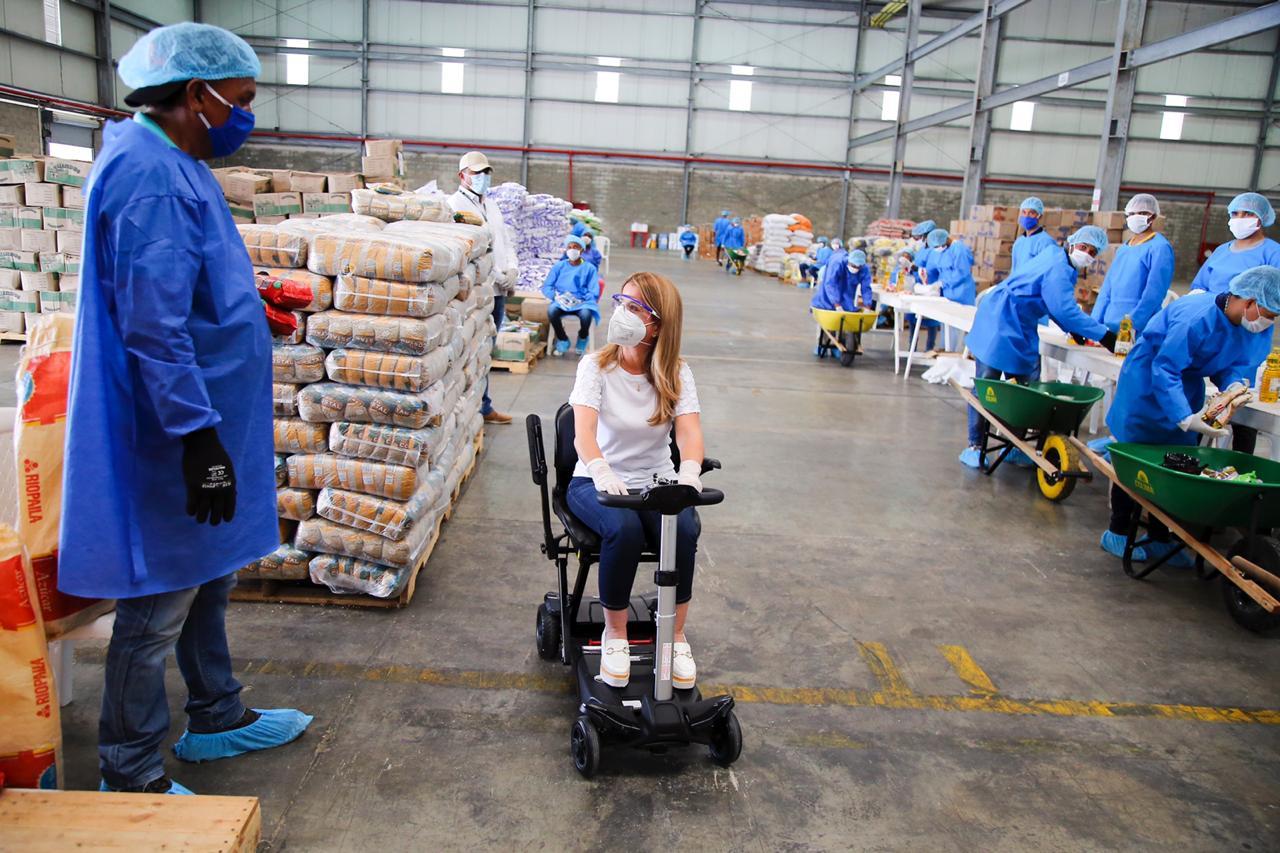 Gobierno Nacional destina más de 50 mil ayudas humanitarias para el Atlántico