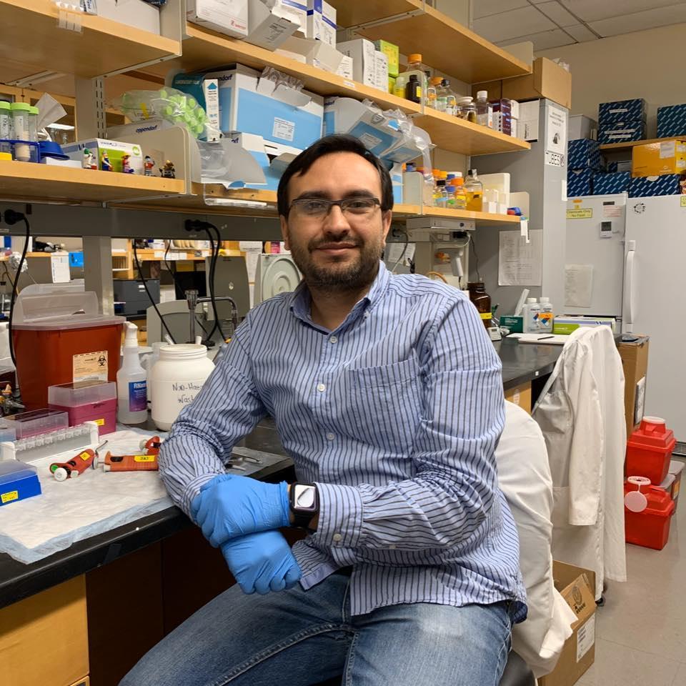 Becario Fulbright conforma equipo científico que lucha contra el Covid-19 @FulbrightCol @MincienciasCo