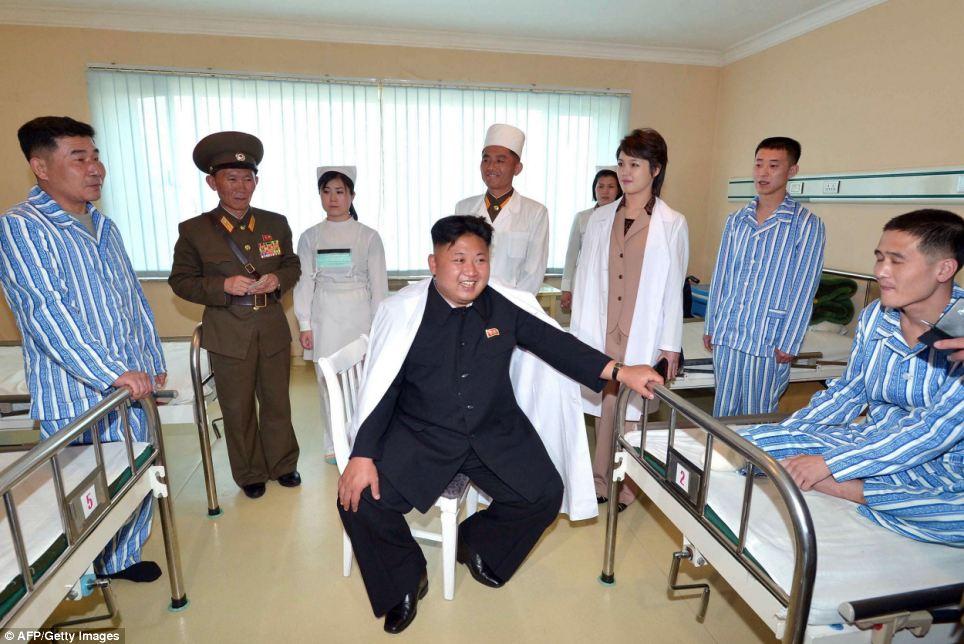 """El jefe de inteligencia de #Taiwán afirma que Kim Jong-un está """"enfermo"""""""