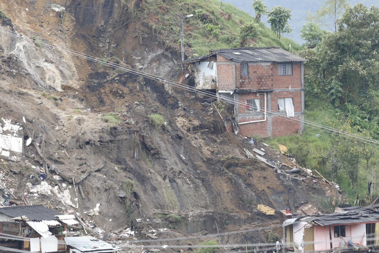 La Unidad de Gestión del Riesgo (UGR) de Manizales monitorea la temporada de lluvias de Manizales