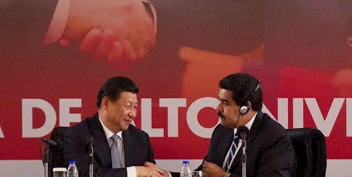 @NicolasMaduro y Xi Jinping acuerdan más cooperación para enfrentar la #pandemia