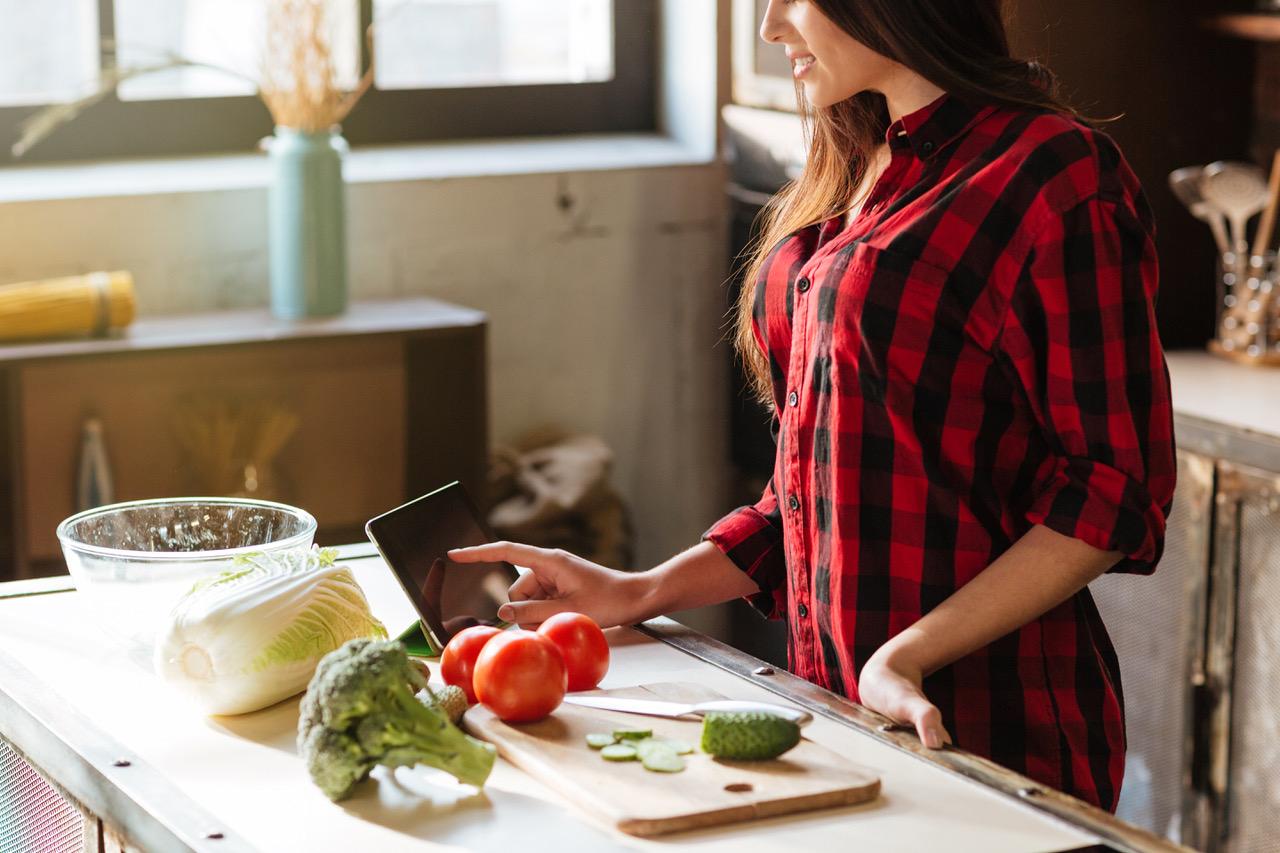 3 recetas creativas y saludables para cuidar a los niños en casa