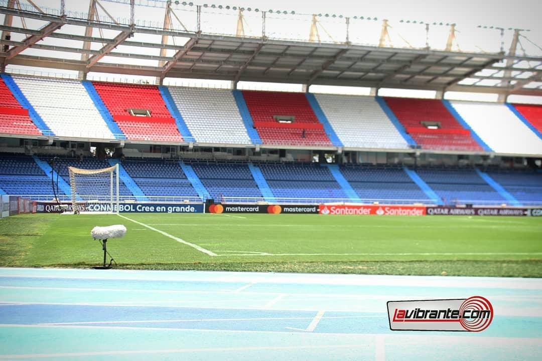 Estadio Metropolitano de Barranquilla se postuló para  ser sede de la final de Libertadores 2023