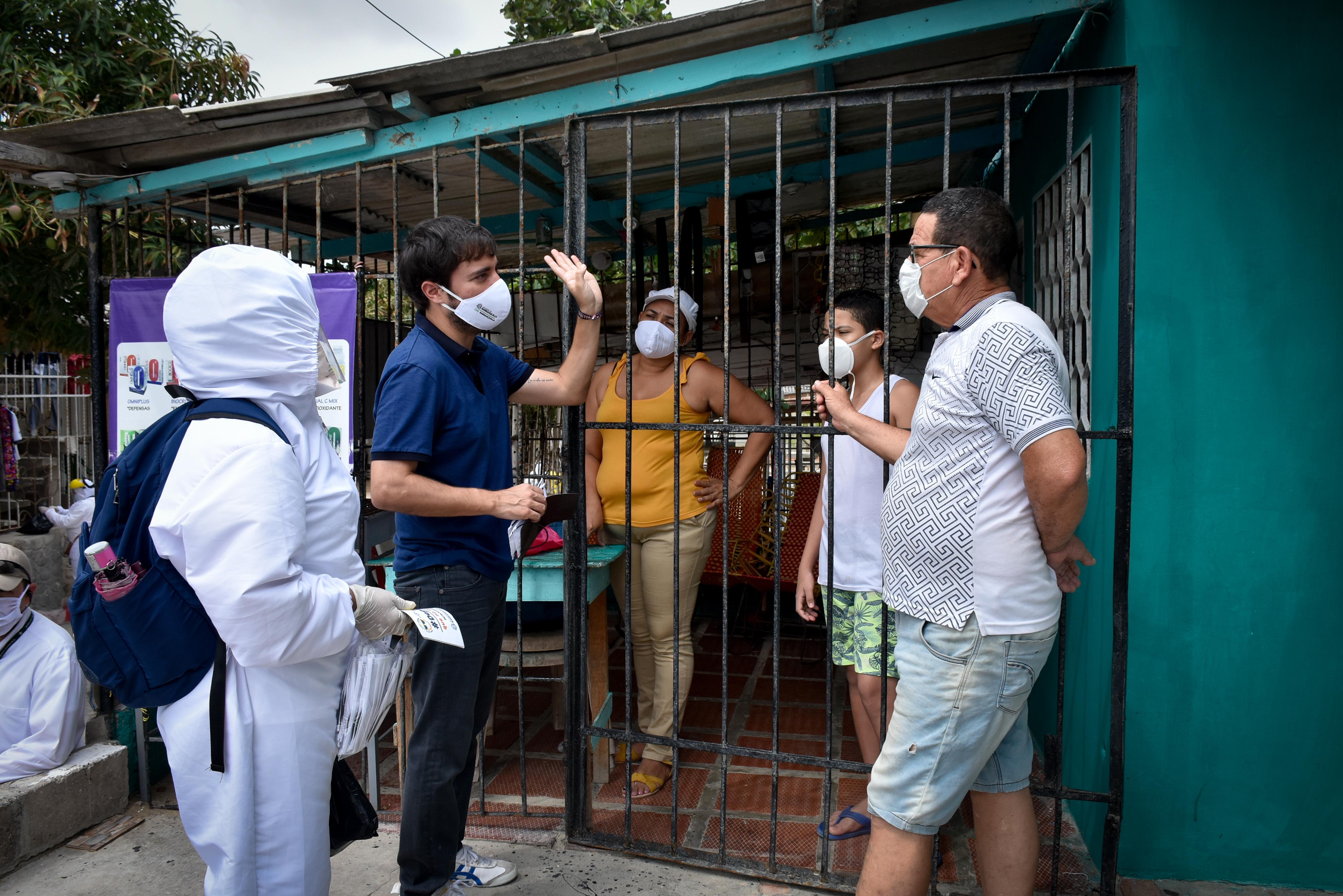 Evalúan cierre y militarización de barrios con más casos de Coronavirus en Barranquilla