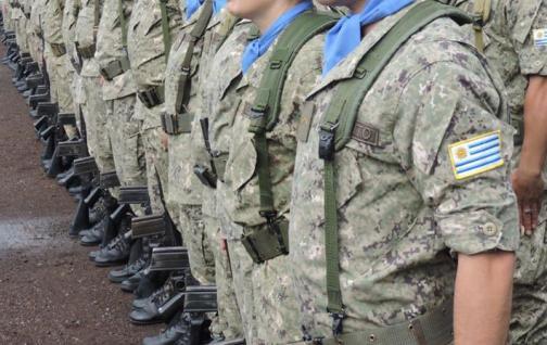 Aparecen militares muertos en base naval de Uruguay