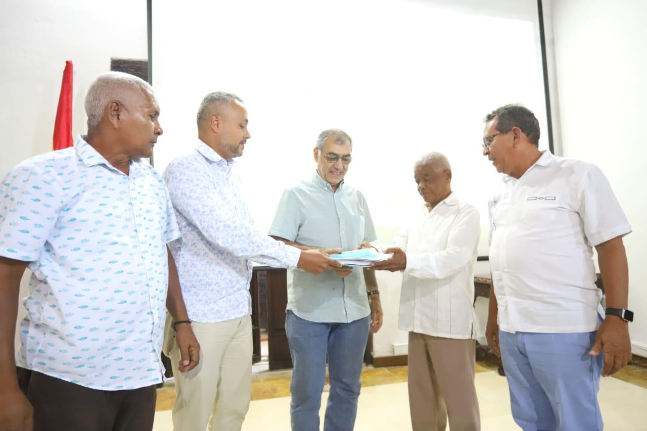 """Plan de Desarrollo """"Salvemos Juntos a #Cartagena"""" sí fue socializado al Consejo Territorial de Planeación @AlcaldiaCTG @daulaw"""