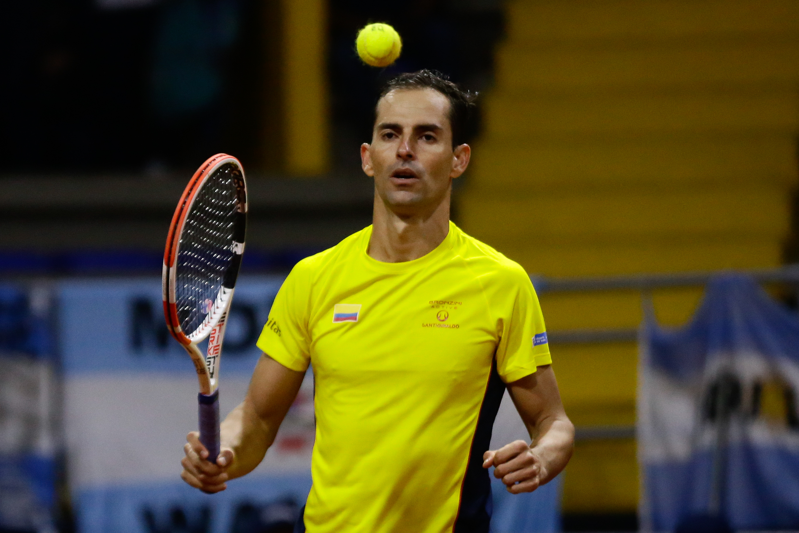 Federación Colombiana de Tenis presentó el reglamento para reactivar la práctica del deporte
