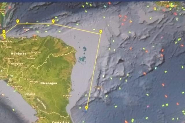 Connacionales piden que  crucero pueda desembarcar  en el archipiélago de San Andrés y Providencia