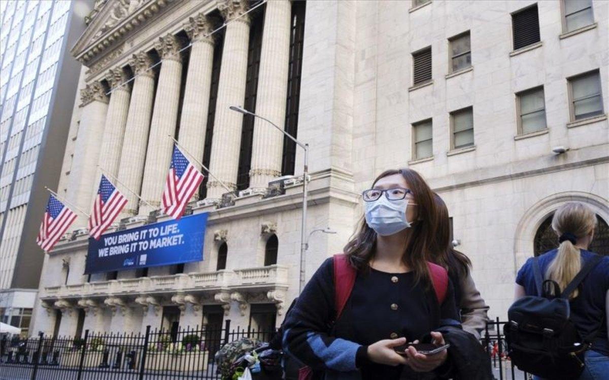Más de 41 millones de solicitudes de subsidio por desempleo en EE.UU en dos meses