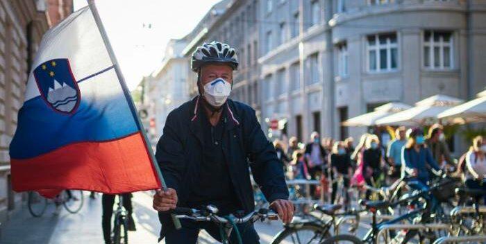 #Eslovenia primer país europeo que declara el fin de la epidemia de covid-19