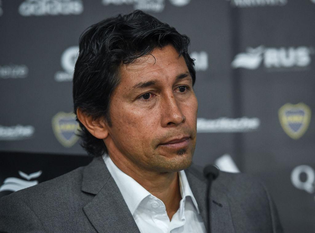 Jorge Bermúdez habló sobre Villa y el posible regreso de Cardona a Boca