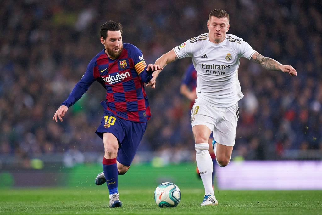 Confirmados los horarios para el regreso de la Liga de España