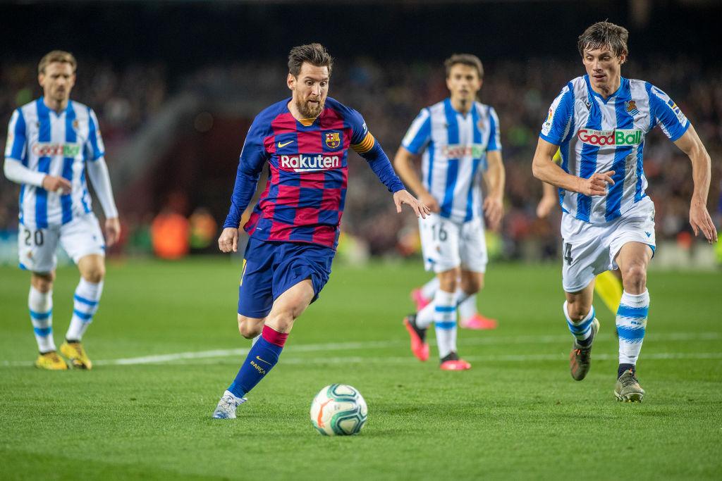 Vuelve la liga de España a partir del 8 de junio