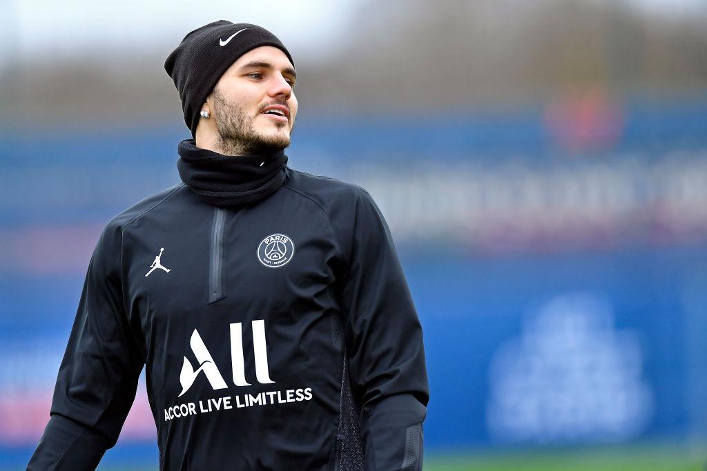 Mauro Icardi seguirá en el PSG hasta el 2024
