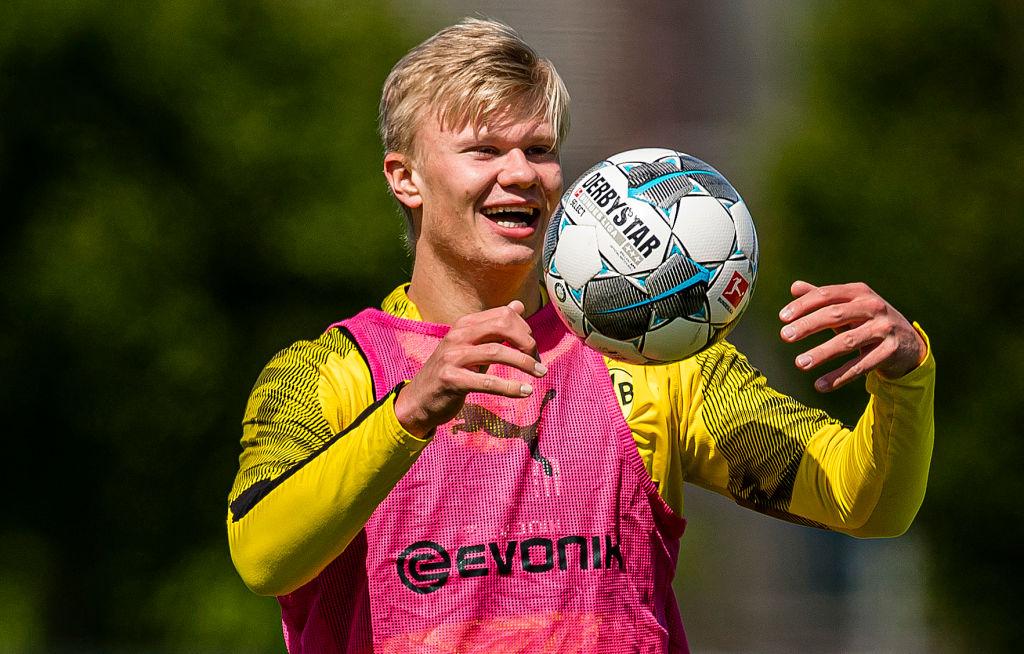 Todo listo para el regreso del fútbol en Alemania