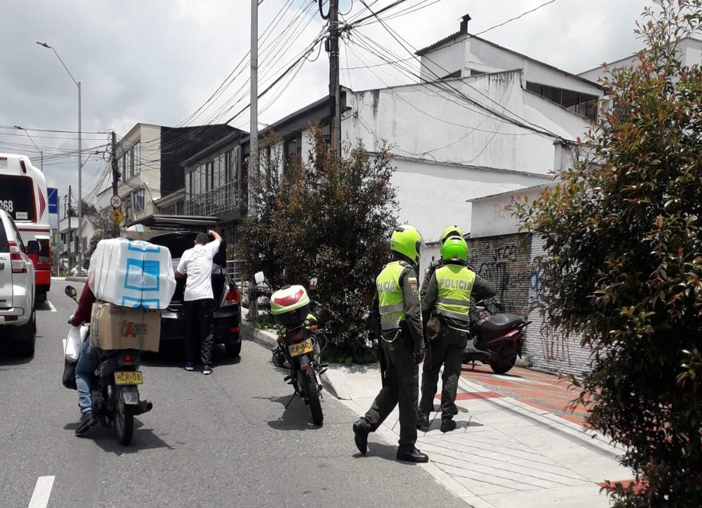 La @PoliciaMzales  da un balance en tema Seguridad y operativos