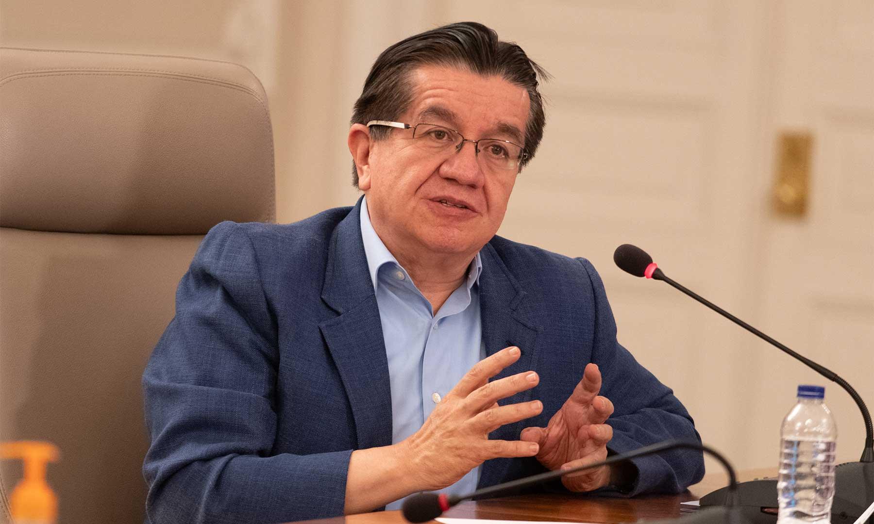 @MinSalud presentó hoja de ruta para afrontar la pandemia en #Quibdó