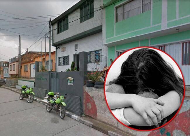 Denuncian supuesta red que secuestra a niñas en Bogotá para explotarlas sexualmente