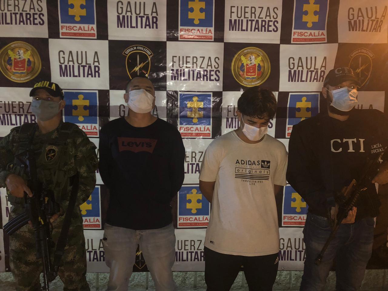A la cárcel presuntos secuestradores que exigían 10 millones de pesos por la liberación de un comerciante