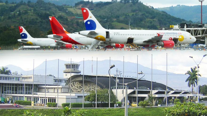 Con diez rutas nacionales reactivarían el aeropuerto de #Medellín