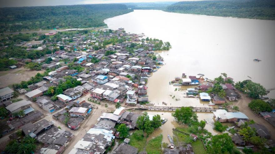 Onic denunció el asesinato de un gobernador indígena en el #Chocó @ONIC_Colombia