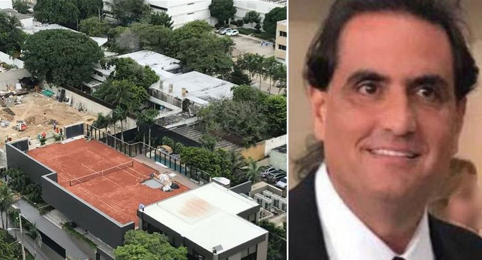 Fiscalía tomó medidas con fines de extinción de dominio al empresario Alex Saab