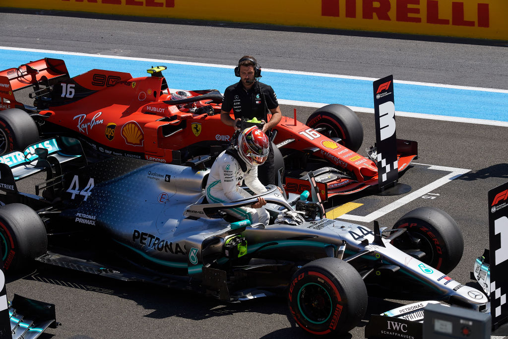Pilotos de la F1 plantean arrodillarse en Austria como rechazo al racismo