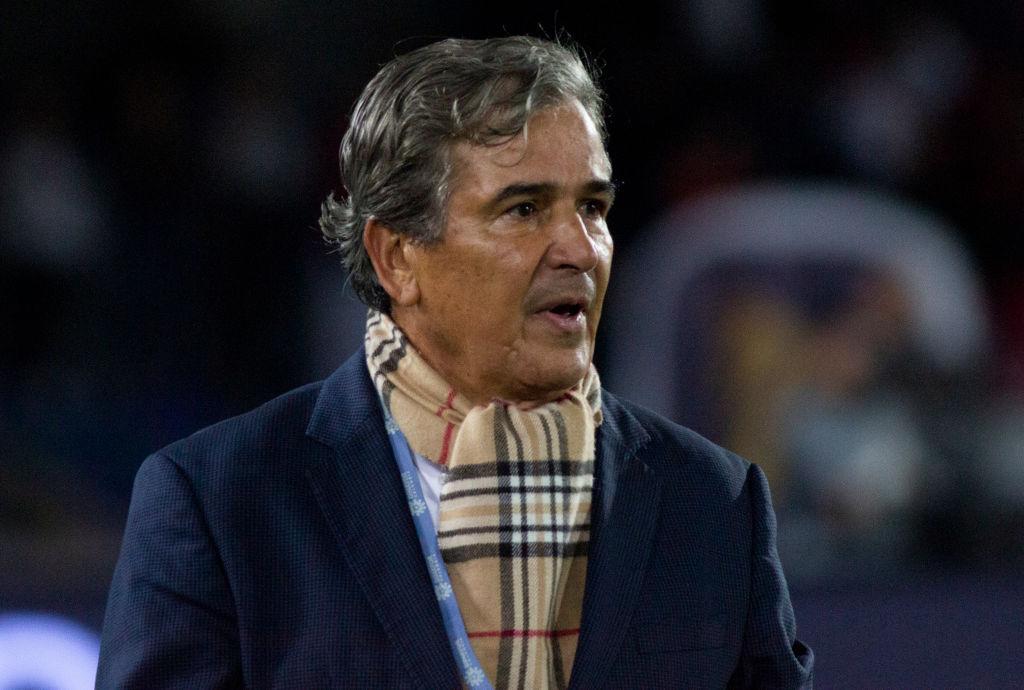 Jorge Luis Pinto es el nuevo entrenador de Emiratos Árabes
