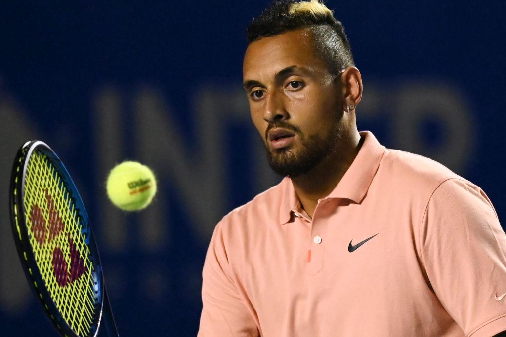 Fuertes críticas de Kyrgios a Djokovic tras dar positivo por coronavirus