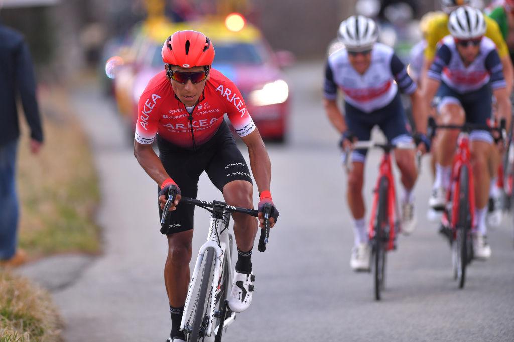 Nairo Quintana preseleccionado por su equipo para ir al Tour de Francia