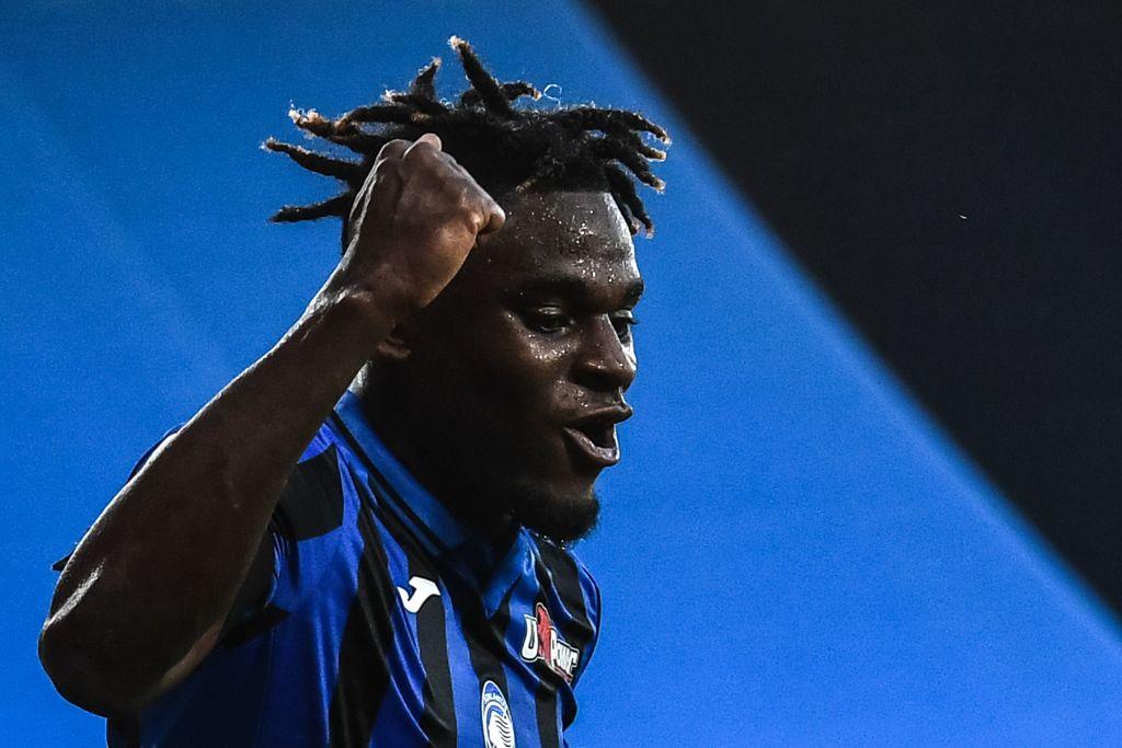 Doblete de Duván Zapata en la victoria de Atalanta ante Sassuolo