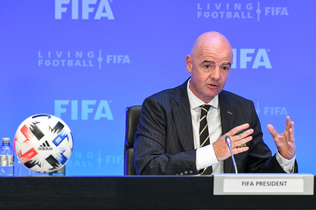 Presidente de la FIFA destaca la transparencia como clave de su gestión