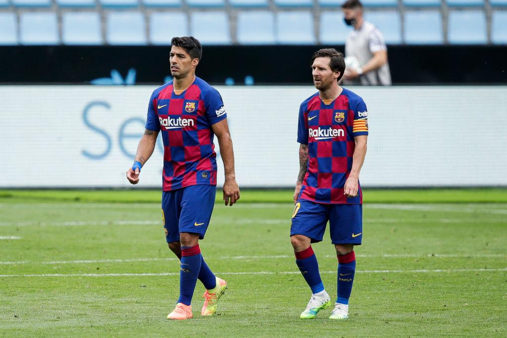 Barcelona cedió puntos tras empatar con Celta de Vigo en España
