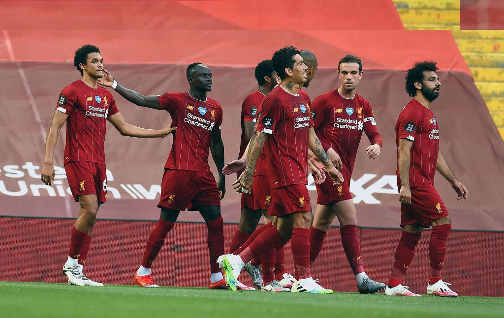 Liverpool campeón anticipado de la Premier League