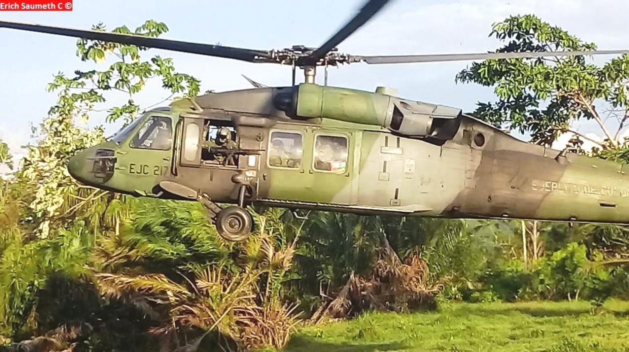 Estos son los fallecidos en el accidente aéreo del Guaviare