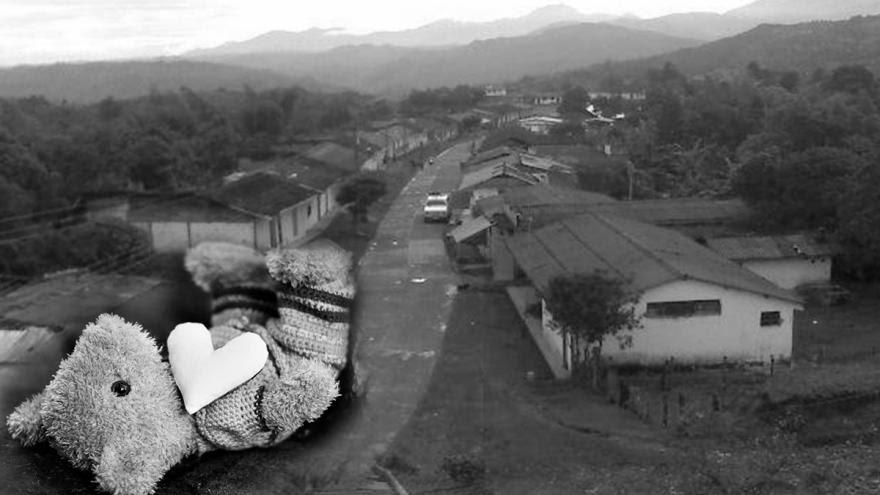 Hallan cuerpo de niña de seis años en zona rural de Cajibío, #Cauca