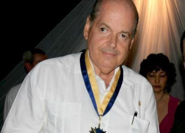 Raimundo Ángulo continúa en delicado estado de salud @reinadocolombia