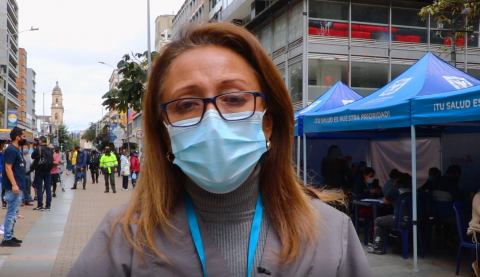 Bogotá reporta una disminución del 80% en Infecciones Respiratorias Agudas en niños por la cuarentena