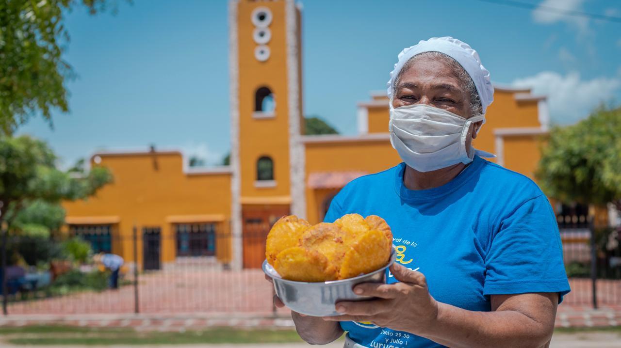 Con el Festival de la Arepa de Huevo sigue la ruta gastronómica de 'Sazón Atlántico'