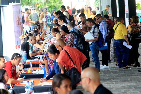 Desempleo en Costa Rica alcanza nivel record