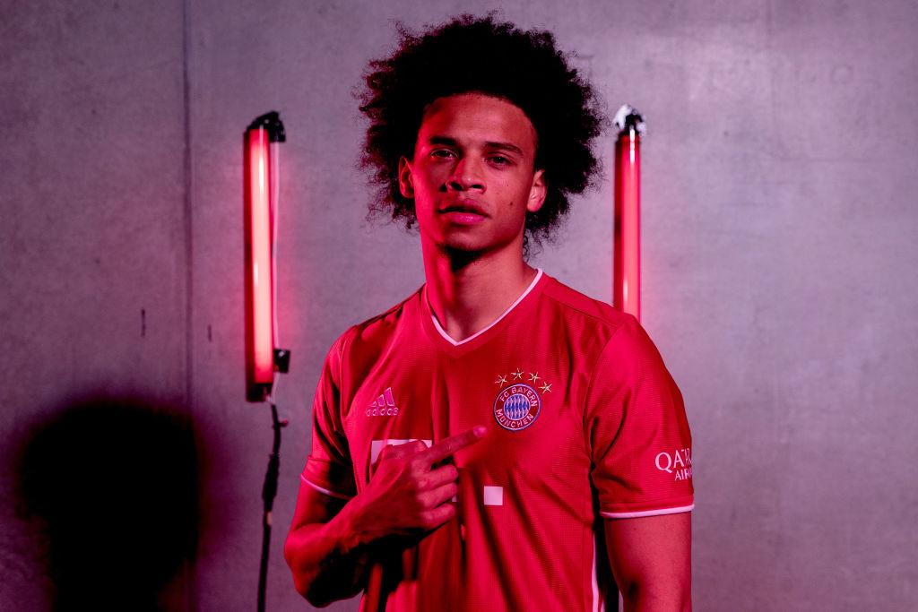 Leroy Sané es nuevo jugador del Bayern Múnich
