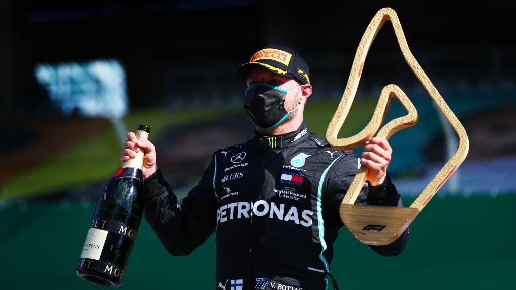Valtteri Bottas ganó el Gran Premio de Austria de la Fórmula 1
