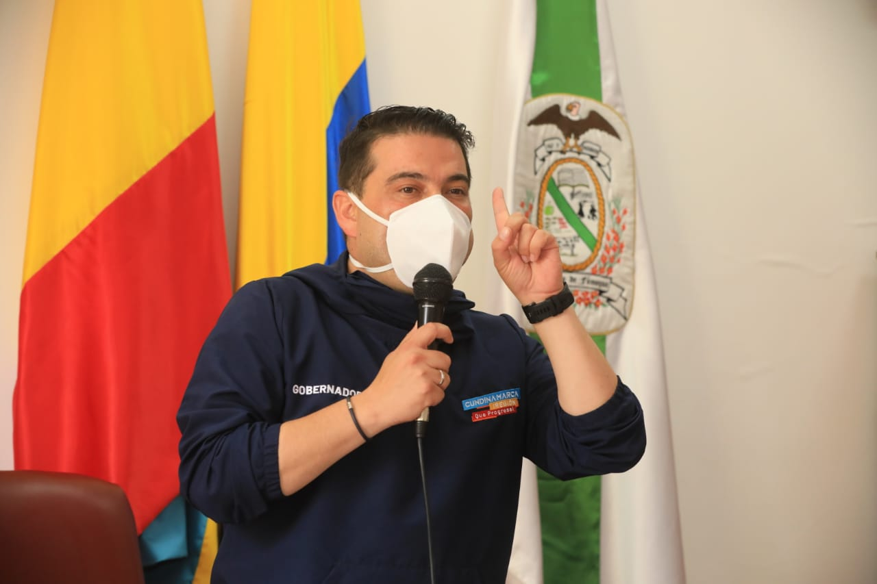 Cundinamarca contará con $760.000 millones para obras públicas y fortalecimiento del sector salud @nicolasgarciab @cundinamarcagob