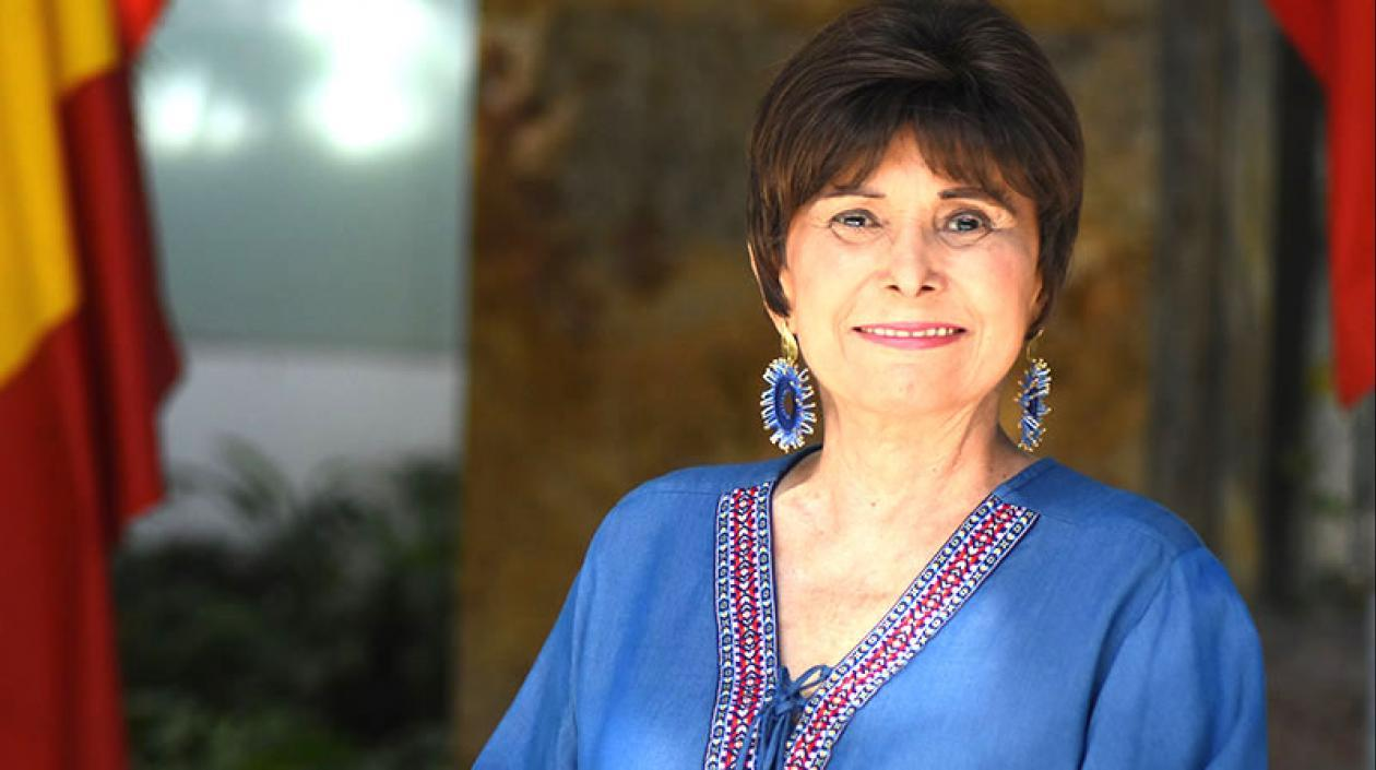 Falleció Gloria Plata Acevedo, Subsecretaria de Pasaportes del Atlántico