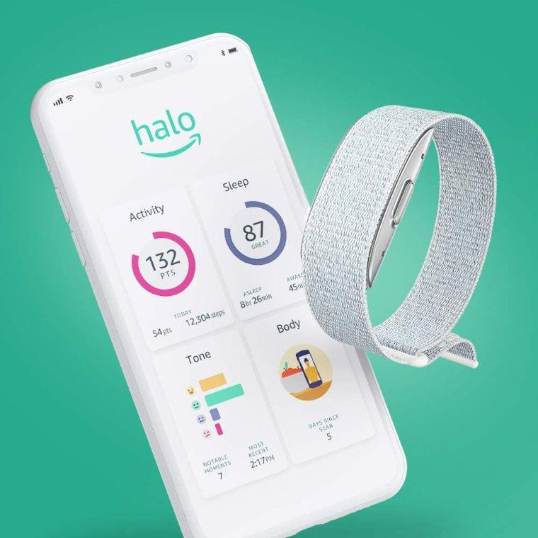 Amazon presenta pulsera que permite medir la felicidad