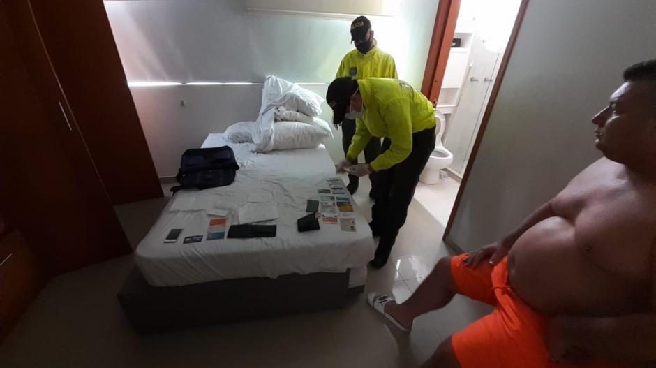 A la cárcel El Bosque de Barranquilla dos rumanos y un colombiano, presuntos clonadores de tarjeta