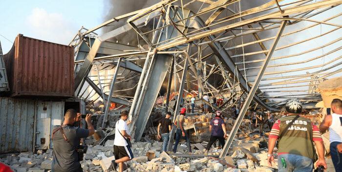 La UE envía vuelo con ayuda humanitaria a Líbano proporcionada por España