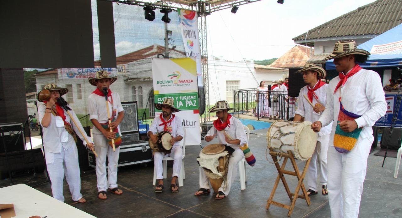 Artesanías de Colombia presente en el 29° Festival Nacional Autóctono de Gaitas de San Jacinto, Bolívar, versión virtual