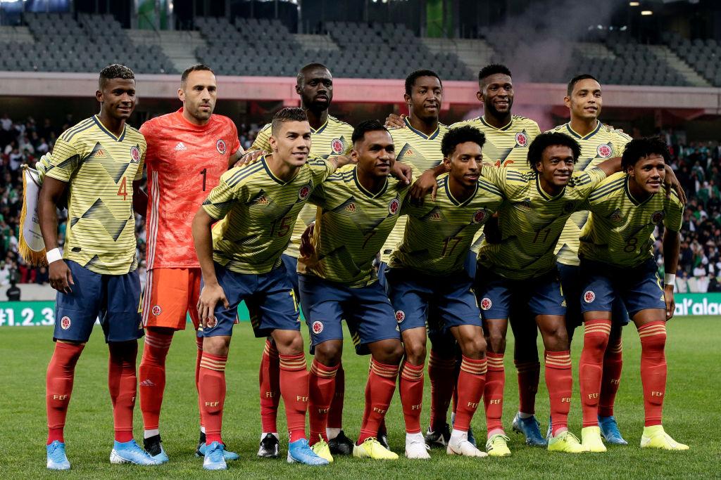 Este 26 de marzo la Selección Colombia enfrentará a Brasil en Barranquilla