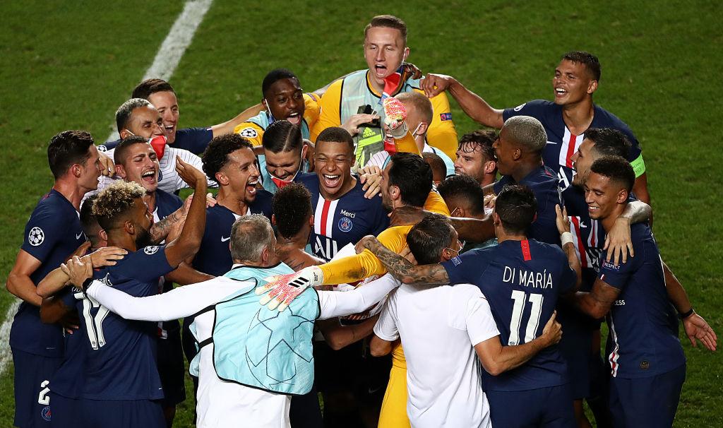PSG goleó 3-0 a Leipzig y avanzó a la final de la Champions League
